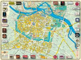 map of Wroclaw